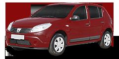 Dacia Sandero (SD) 2008 - 2012 1.6 (Benzin/Flüssiggas)