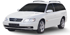 Omega Caravan (Omega-B-Caravan/Facelift) 1999 - 2003
