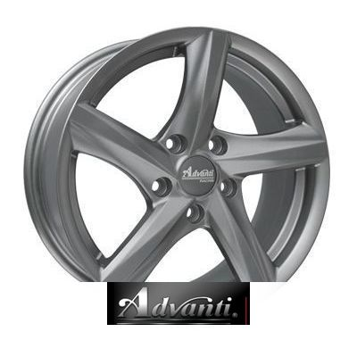 Advanti Racing NEPA Dark 7.5x17 ET40 5x114.3 72.6