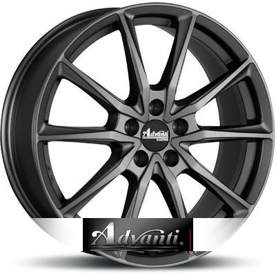 Advanti Racing Centurio Dark 7.5x17 ET45 5x120 72.6