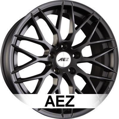 AEZ Antigua Dark 9.5x19 ET40 5x120 72.6