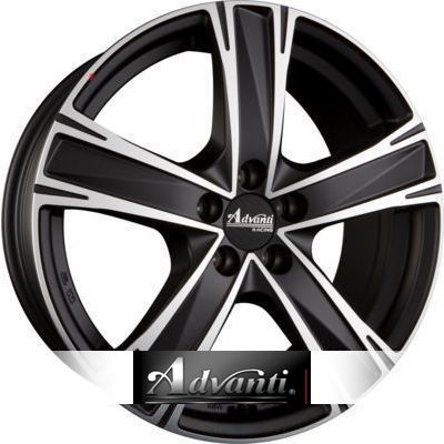 Advanti Racing Raccoon 8.5x19 ET30 5x112 66.6